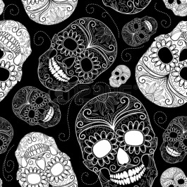16681282-seamless-black-and-white-background-with-skulls