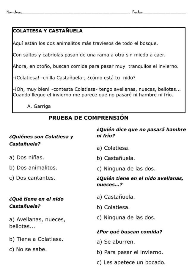 COLITIESA Y CASTAÑUELA