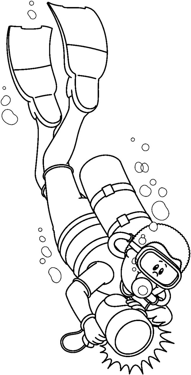 DIVER1_BW