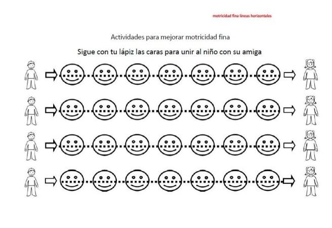 Grafomotricidad | El Rincón De Aprender